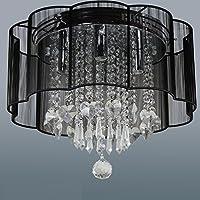 Dst - Lampadario di vetro moderno a