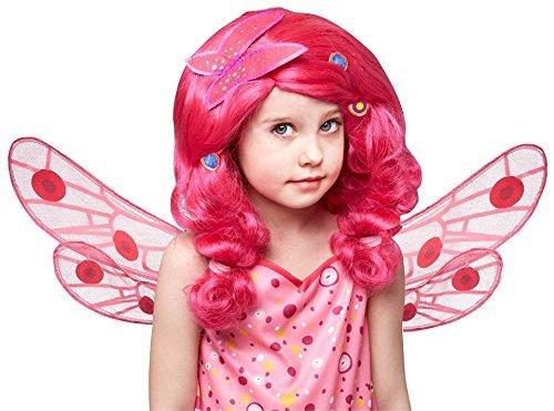 Rubie`s Costume ufficiale del bambino Mia & Me parrucca di