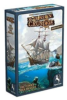 Pegasus Spiele 51946G - Robinson Crusoe Die Fahrt der Beagle (Erweiterung) (B00ICF0MVW) | Amazon Products
