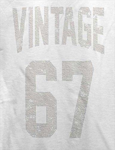 Vintage 1967 T-Shirt Weiß