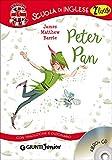 Scarica Libro Peter Pan Con traduzione e dizionario Con CD Audio (PDF,EPUB,MOBI) Online Italiano Gratis