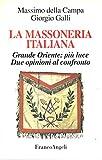 La Massoneria italiana. Grande Oriente: più luce. Due opinioni al confronto.