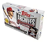 Topps 2017 Archives Signature Series Baseball Hobby Box MLB