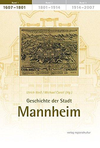 Geschichte der Stadt Mannheim, Bd.1