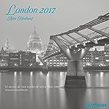 London 2017 - Städtekalender, Broschürenkalender, Architekturkalender - 30 x 30 cm