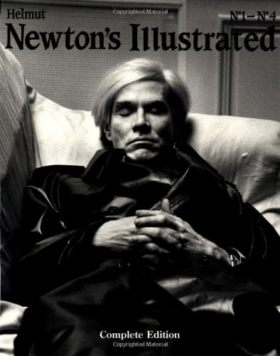 Helmut Newton's Illustrated: No. 1-No. 4