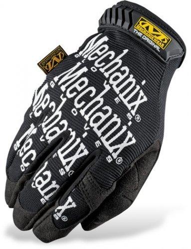 Mechanix Handschuhe The Original Glove verschiedene Farben (S, Schwarz/weiß)