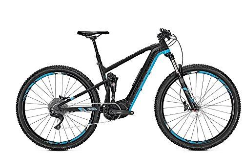 Focus Jam² 29 LTD E-Bike 10,5Ah E-Mountainbike Magicblack/Maliblue
