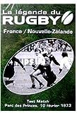 La Legende Du Rugby N°14 France/Nouvelle Zelande Test Match Parc des Princes 10 Février 1973