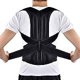 Back Posture Corrector, HailiCare Full Back Brace Shoulder Posture Correction for Upper
