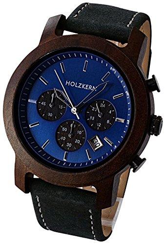 LAiMER Holzuhr JAKOB - Herren Armband-Uhr aus Ahornholz - hell, natürlich, leicht - echte Natur und Lifestyle