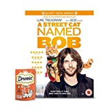 A Street Cat Named Bob [Blu-ray] and Dreamies Cat Treat Set