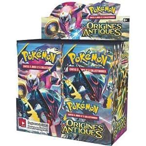 Pokémon - Jeux de Cartes - Boosters Français - Boite De 36 Boosters Xy - Origines Antiques