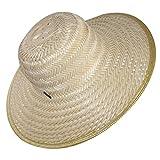 Hats Sombrero de Paja al Aire Libre de ZDDAB Sombrero de Paja del Granjero Sombrero de Paja del Sol del Verano, Sombrero de Paja Creativo de DIY, Conveniente para Todo el Tipo de Gente