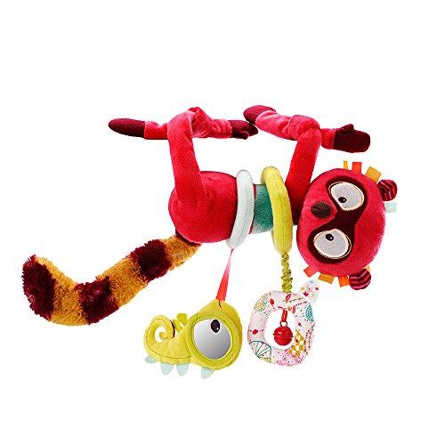 Lilliputiens 86576 - Georges juguetes de actividades Lemur colección Circo