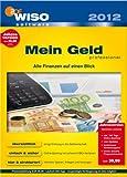 WISO Mein Geld 2012 Professional (Jahresversion)  Bild