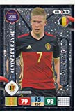 Panini Adrenalyn XL Road to World Cup 2018 DE BRUYNE Game Changer Trading Card