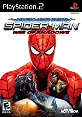 Spider Man Web Of Shadows Amazing Allies Edition for PS2