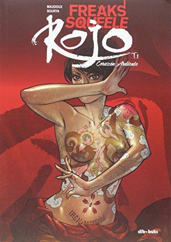 Rojo 1: Corazón ardiente (Marion Duc)