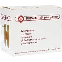 Rudaderm Zehenpflaster Pflaster Noba Verbandmittel PZN 9440427 (100 Stück) preisvergleich bei billige-tabletten.eu