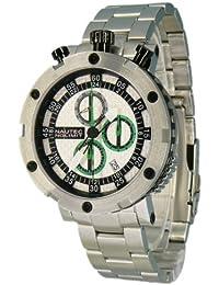 Nautec No Limit Herren-Armbanduhr XL Ultimate Speed Chronograph Edelstahl US QZ/STSTSTIPWHGR