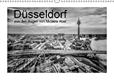 Düsseldorf aus den Augen von Micaela Abel (Wandkalender 2019 DIN A3 quer): Eindrücke der Stadt Düsseldorf in schwarz-weiß (Monatskalender, 14 Seiten ) (CALVENDO Orte) - Micaela Abel