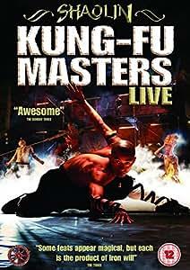 Shaolin Kung Fu Masters - Live [DVD]