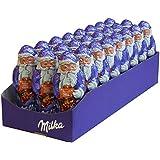 Milka Père Noël Croustillant 50g - Lot de 24