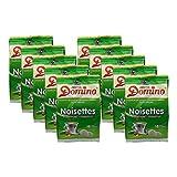 10x DOMINO Kaffeepads Haselnuss (á 18 Pads)