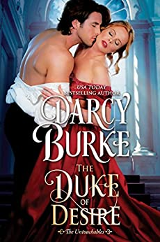 The Duke of Desire (The Untouchables Book 4) (English Edition)