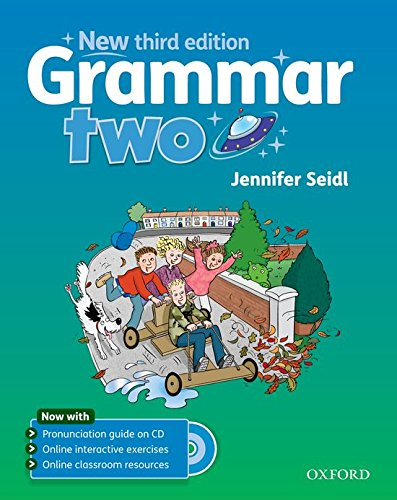 Grammar two (1CD audio) par Jennifer Seidl