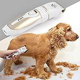 Tsing Wiederaufladbare Tierhaarschneider Haustiere Elektrische Haarschneidemaschine für Hunde, Katze - 6