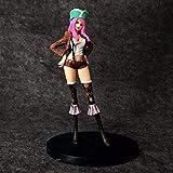 Statua di Anime 17 cm Anime Action Figure One Piece Die Grandline Lady Vol 1 Grünen Hut Ver Modell Mädchen Anime Superhero Statue Statues Regalo