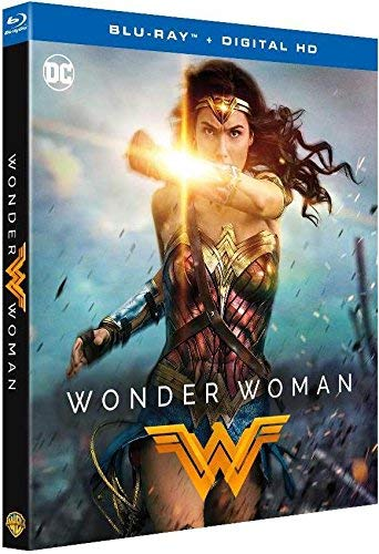 Wonder Woman - Blu-ray - DC COMICS [Blu-ray + Copie digitale] [Import italien]