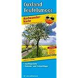 Radwanderkarte Cuxland - Teufelsmoor: Mit Ausflugszielen, Einkehr- & Freizeittipps, wetterfest, reissfest, abwischbar, GPS-genau. 1:100000
