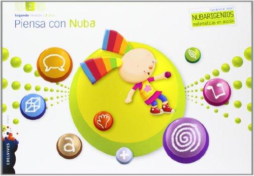 Piensa con nuba (infantil 3 años segundo trimestre) (nubarigenios)
