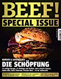 BEEF! Special Issue 01/2017: Sandwiches & Burger
