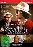 Agatha Christie: Zeugin der Anklage (Witness for the Prosecution) / Fulminante Verfilmung des Agatha Christie-Klassikers mit Starbesetzung (Pidax Film-Klassiker)