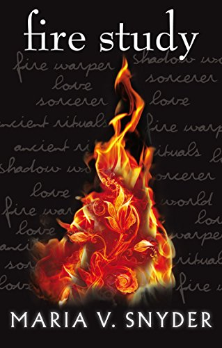 Fire Study (The Chronicles of Ixia, Book 3) (The Chronicles Of Ixia Series) (English Edition)