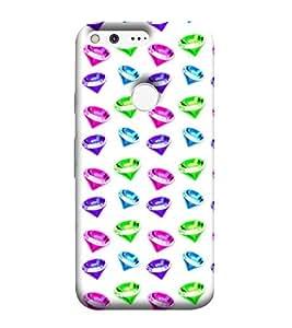 PrintVisa Designer Back Case Cover for Google Pixel XL (Painitings Watch Cute Fashion Laptop Bluetooth )