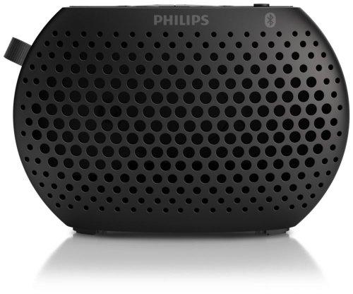 Philips Sbt10 Mini Bluetooth Speaker (black)