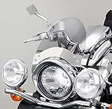 Windschild Puig Roadster Yamaha XV 1100 Virago 89-99 rauchgrau