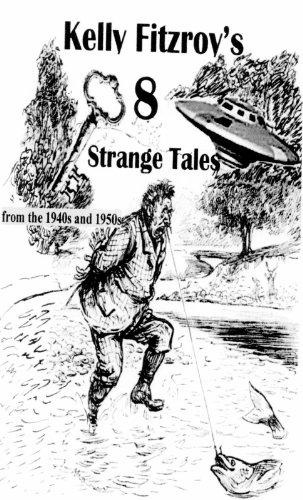 "BIZARRE BASEBALL CULTURE: Strange Tales #36 ""The Discovery"""