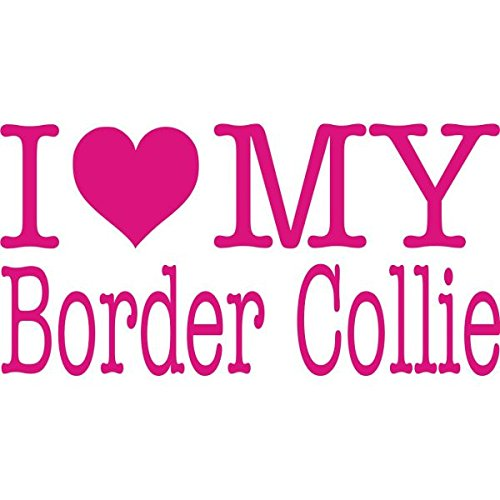 auto-aufkleber-i-love-my-border-collie-10x5cm-pink