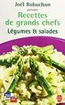 L�gumes et salades : Recettes de gran...