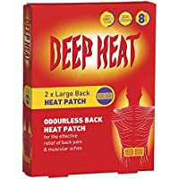 Deep Heat (Large) Patch preisvergleich bei billige-tabletten.eu