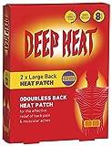 Deep Heat (Large) Patch