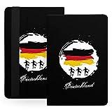 Archos 101c Platinum Stand Up Tasche - Fußballdeutschland