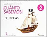 CUANTO SABEMOS NIVEL 2 LOS PIRATAS - 9788468010380