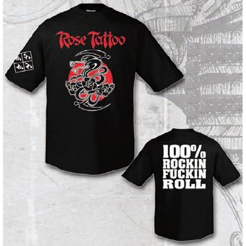 Rose Tattoo - T-Shirt Fuck (in L) -